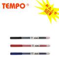 TEMPO 中性筆(0.5) G125 黑