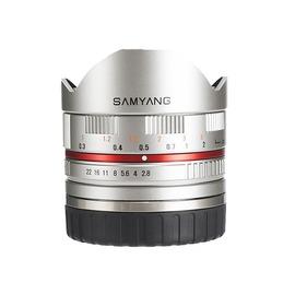 Samyang 8mm F2.8 II Fisheye lens Fuji mount (S)(保固三個月)