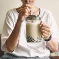 小宅私物【現貨】美國 Ball 梅森罐 搖搖飲料杯 單組 24oz (寬口馬克杯) Mason Jar 密封罐 儲物罐 收納罐