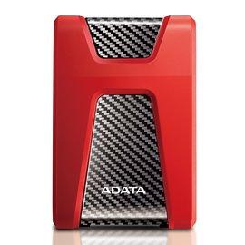 ADATA HD650 1TB USB3.1 2.5吋行動硬碟-紅