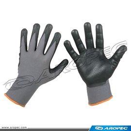 長毛象~AROPEC 溯溪Nitrile 橡膠塗料手套 耐磨手套 拉繩索手套 戶外用登山手