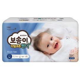 寶舒美 頂級美國棉紙尿褲 NB60片x3包(箱購)