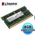 Kingston 金士頓 DDR3 1600 8G NB 筆記型電腦 記憶體(低電壓1.35V) KVR16LS11/ 8