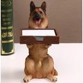 時尚創意辦公用品高檔名片座 可愛桌面名片盒擺件 文具收納盒I1