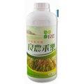 良農禾樂1公升 玉米素、黃腐酸、大豆水解蛋白、褐藻萃取物