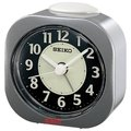 【SEIKO】日本 精工 SEIKO BB響聲 滑動秒針 夜光 時鐘 鬧鐘 QHE121 QHE121N
