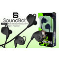 運動耳機 美國SoundBot SB565 藍牙防水防汗入耳式耳機4.0 藍芽耳機 jvc asus js