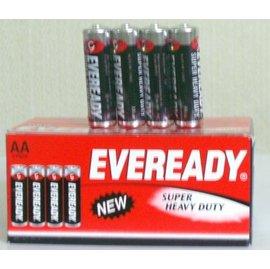 【1768購物網】永備3號電池(AA) 一次4顆(三號碳鋅電池) 黑貓 EVERDY