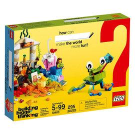 LEGO 10403 樂高 世界歡樂 Building Bigger Thinking系列 樂高10403