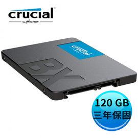 Micron 美光 Crucial BX500 120GB SSD 固態硬碟