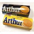 西班牙 Arluy Arthur 巧克力夾心餅乾 香草奶油夾心餅