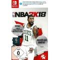 【二手遊戲】任天堂 Nintendo Switch NS 美國職業籃球 NBA 2K18 中英文版【台中恐龍電玩】