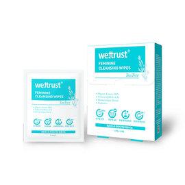 衛司特 wettrust 單片裝 茶樹精油 私密護膚巾 5片裝