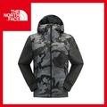 【The North Face 男 HS 保暖外套《墨灰迷彩》】CA5N/保暖/賞雪/滑雪/戶外/厚外套