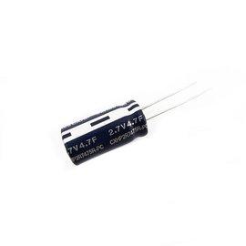 【浩洋電子】4.7F 2.7V CDA 超級法拉電容 PAPAGO用 超級電容 (尺寸:10x20mm)