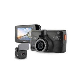 Mio MiVue 798D 購買送施工 2K雙鏡頭星光夜視 WIFI GPS行車記錄器 加贈16G卡  全台超過20家配合施工音響店,北部 配合到府施工