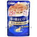 COMBO PRESENT品饌貓湯包(鮪魚+鯛魚+鰹魚片)口味40g【4902112067253】