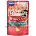 COMBO PRESENT品饌低鹽貓湯包(鮪魚+鰹魚片+鯛魚)口味40g【4902112067352】