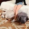 BuyJM 絨布小狗造型椅凳/沙發凳