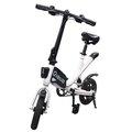 【安視保】Qiewa 騎皇 電助力腳踏車 E3 徑騎者 摺疊車 電動車 電動滑板車 平衡車 代步車 小米