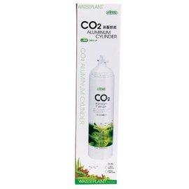 【極立海洋科技有限公司】台灣ISTA 伊士達-CO2高壓鋁瓶 0.5L (上開頭)