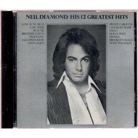 Neil Diamond尼爾戴蒙 HIS 12 GREATEST HITS 再生工場 03