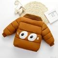 兒童厚外套童裝羽絨棉服男女童冬裝寶寶加厚棉衣中小童加絨棉襖 麥子的小鋪
