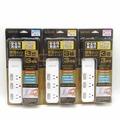 【祥昌電子】KINYO 耐嘉 新安規 3P 安全延長線組 3開3插 電腦延長線 SD-333-12 (3.6M)
