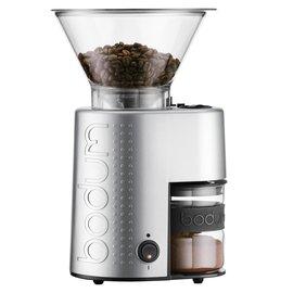 丹麥Bodum E-Bodum 咖啡 磨豆機 多段式磨豆機 銀色