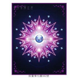 能量圖340號 天使夢之星~磁吸 通訊網絡的矩陣並建立能量團隊