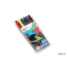 【圓融文具小妹】pentel 飛龍牌 水性 彩色筆 共 6 色 細字筆頭 可書寫用 S3602-06 定價 72 元