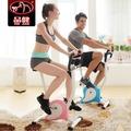 健身車動感單車家用健身自行車靜音健身器材腳踏運動車 igo 非凡小鋪