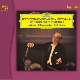 【佳盈音響】Esoteric 貝多芬 : F大調第六號交響曲作品68,「田園」; 舒伯特 : 降B大調第五號交響曲