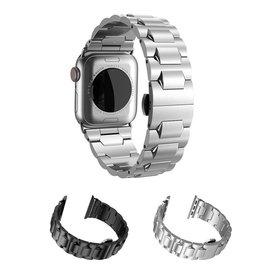 hoco Apple Watch  42 44mm  格朗鋼錶帶~銀色款 拆錶帶工具套裝