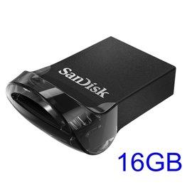 正貨 SANDISK ULTRA FIT USB 3.1 迷你隨身碟 16G 16GB~SDCZ430~密碼保護