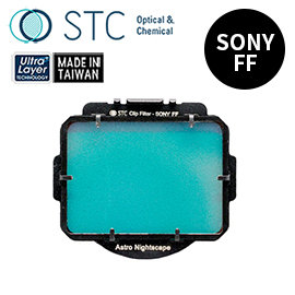 ~STC~Clip Filter Astro NS 內置型星景濾鏡 for SONY FF