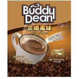 Buddy Dean巴迪三合一咖啡-香濃原味(18gX25入)*1包【豬豬本舖】