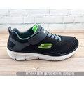 【MYVINA 維娜】 SKECHERS 童鞋 跑鞋 休閒鞋 運動鞋 男童系列 EQUALIZER 3.0 灰綠 97923LBKCC