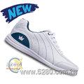 【空運預購】Brunswick Mystic (Women's)☆神秘☆[寬版]保齡球鞋-白藍(左右手皆適用,歡迎訂購~)
