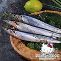 【漁季】秋刀魚(420g±10%)