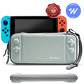 Tomtoc 玩家首選2代 ,灰綠 適用於Nintendo Switch|收納包|保護套|保護殼|硬殼包|