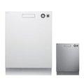 Asko DBI133I.w崁人式洗碗機(白色)