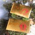 卡娜赫拉紅包袋(金箔版) 金大包 恭喜發財 謹賀新年