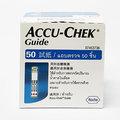 【益康便利GO】Accu-Chek羅氏智航血糖試紙 50片/ 盒 Guide智航藍芽