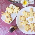 娜位太太 表情豐富的兔兔🐰&熊熊🐻 /手工餅乾/造型餅乾/