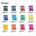 百樂PILOT IC-P3-S6 藝術鋼筆卡水 (6入) 藝術鋼筆墨水
