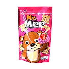 【蘋果市集】熊先生爆漿草莓餅乾★網購人氣餅乾★