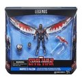 【開心買】 Hasbro 孩之寶 漫威 MARVEL LEGENDS 獵鷹 FALCON 3.75吋美國隊長3 英雄內戰人物組