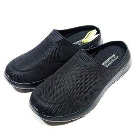 詹士 SKECHERS GO WALK MAX 男 懶人鞋 54636BBK