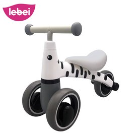樂貝 lebei 幼兒平衡滑步車-斑馬 / 三輪平衡車.學步車